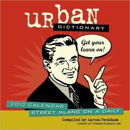 2012 Urban Dictionary Box Calendar