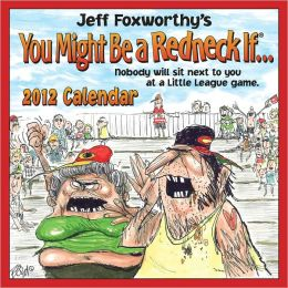 2012 You Might Be a Redneck If Box Calendar