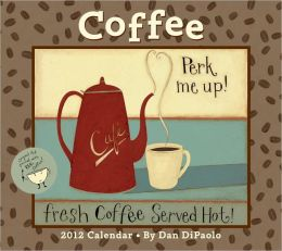 2012 Brookside: Coffee Wall Calendar