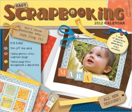 2012 Scrapbooking Box Calendar
