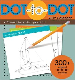 2012 Dot-To-Dot Box Calendar