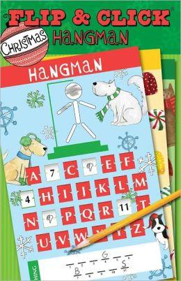 Flip & Click Christmas Hangman