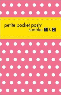 Posh Sudoku 1 2 Little Gift Book