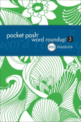 Pocket Posh Word Roundup 3: 100 Puzzles