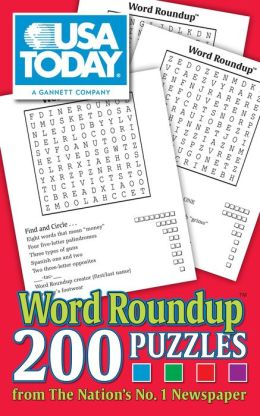 USA Today Word Roundup: 200 Puzzles from The Nation's No. 1 Newspaper