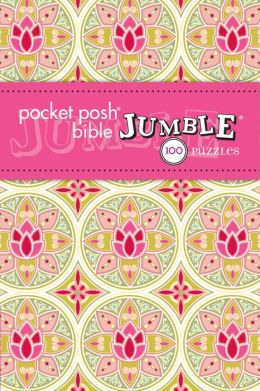 Pocket Posh Bible Jumble