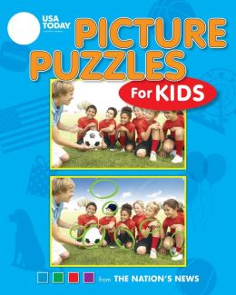 USA TODAY Picture Puzzles for Kids