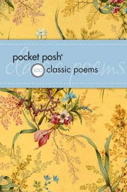 Pocket Posh 100 Classic Poems