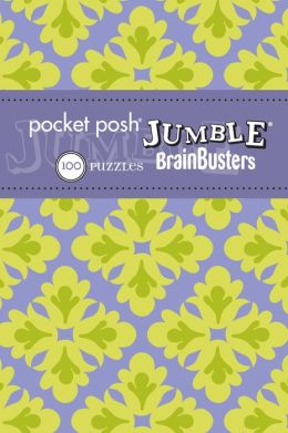 Pocket Posh Jumble BrainBusters 2: 100 Puzzles