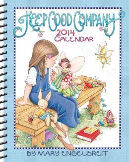 2014 Mary Engelbreit Weekly Planner Calendar