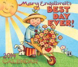 2014 Mary Engelbreit Day-to-Day Calendar