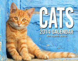 2014 Cats Mini Day-to-Day Calendar