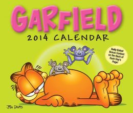 2014 Garfield Day-to-Day Calendar