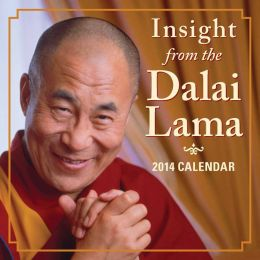 2014 Insight from the Dalai Lama Day-to-Day Calendar