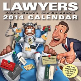 2014 Lawyers Day-to-Day Calendar