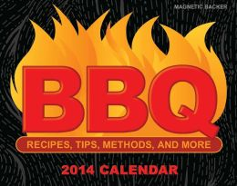 2014 BBQ Mini Day-to-Day Calendar