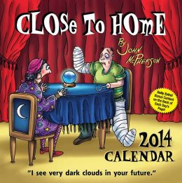2014 Close to Home Day-to-Day Calendar