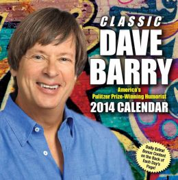 2014 Classic Dave Barry Day-to-Day Calendar