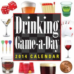2014 Drinking Game-a-Day Calendar