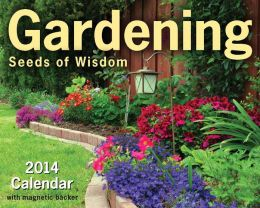 2014 Gardening Mini Day-to-Day Calendar