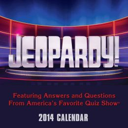 2014 Jeopardy! Day-to-Day Calendar