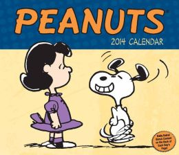 2014 Peanuts Day-to-Day Calendar