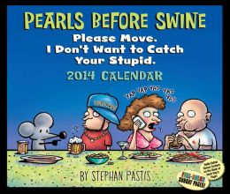 2014 Pearls Before Swine Day-to-Day Calendar