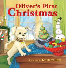 Oliver's First Christmas