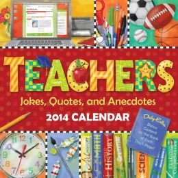 2014 Teachers Day-to-Day Calendar