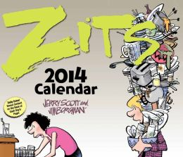 2014 Zits Day-to-Day Calendar