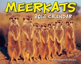 2014 Meerkats Mini Day-to-Day Calendar