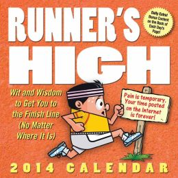 2014 Runner's High Day-to-Day Calendar