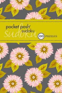 Pocket Posh Sudoku 24: 100 Puzzles