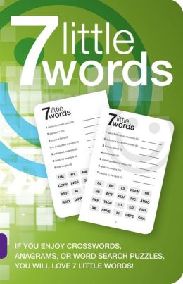 7 Little Words Book 2: 100 Puzzles