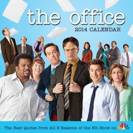 2014 NBCs The Office Day-to-Day Calendar
