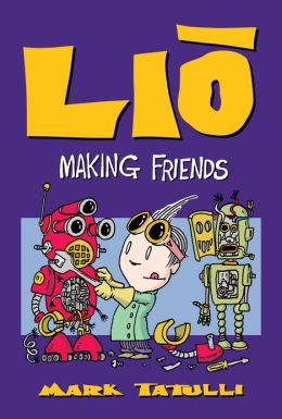 Lio: Making Friends (NOOK Comics with Zoom View)