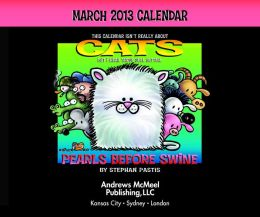 Pearls Before Swine March 2013 Day-to-Day Calendar (PagePerfect NOOK Book)