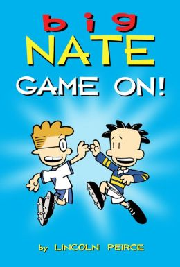 Big Nate: Game On! (NOOK Comics with Zoom View)