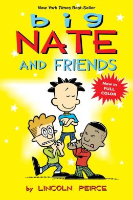 Big Nate and Friends (NOOK Comics with Zoom View)