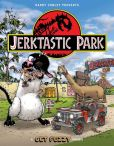Book Cover Image. Title: Jerktastic Park:  A Get Fuzzy Treasury, Author: Darby Conley