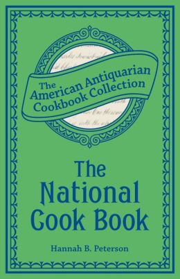 The National Cook Book (PagePerfect NOOK Book)