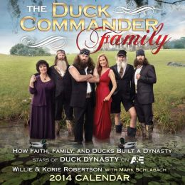 2014 The Duck Commander Family Day-to-Day Calendar