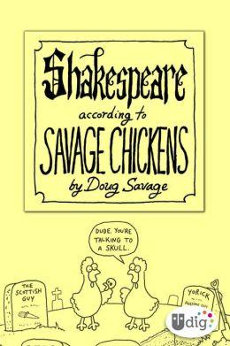 Shakespeare According to Savage Chickens