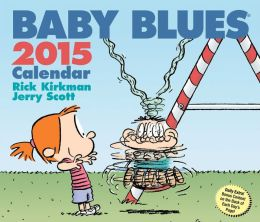 2015 Baby Blues Day-to-Day Calendar