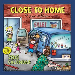 2015 Close to Home Day-to-Day Calendar