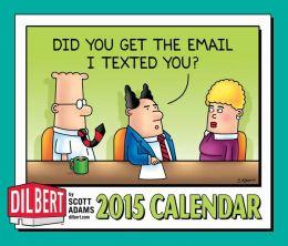2015 Dilbert Day-to-Day Calendar