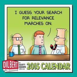 Dilbert 2015 Calendar