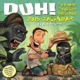 Book Cover Image. Title: 2015 Duh! Day-to-Day Calendar, Author: Bob Fenster