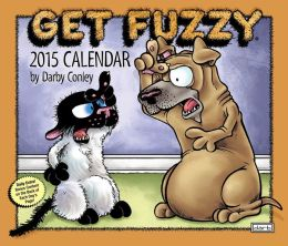 2015 Get Fuzzy Day-to-Day Calendar