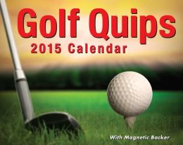 2015 Golf Quips Mini Day-to-Day Calendar